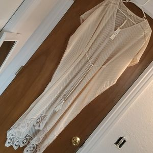 Lovestitch swim suit cover up